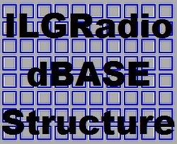 Structure of dBASE Version of ILGRadio Files