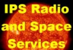IPS Sunspots Numbers