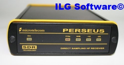 Picture Front Perseus SDR